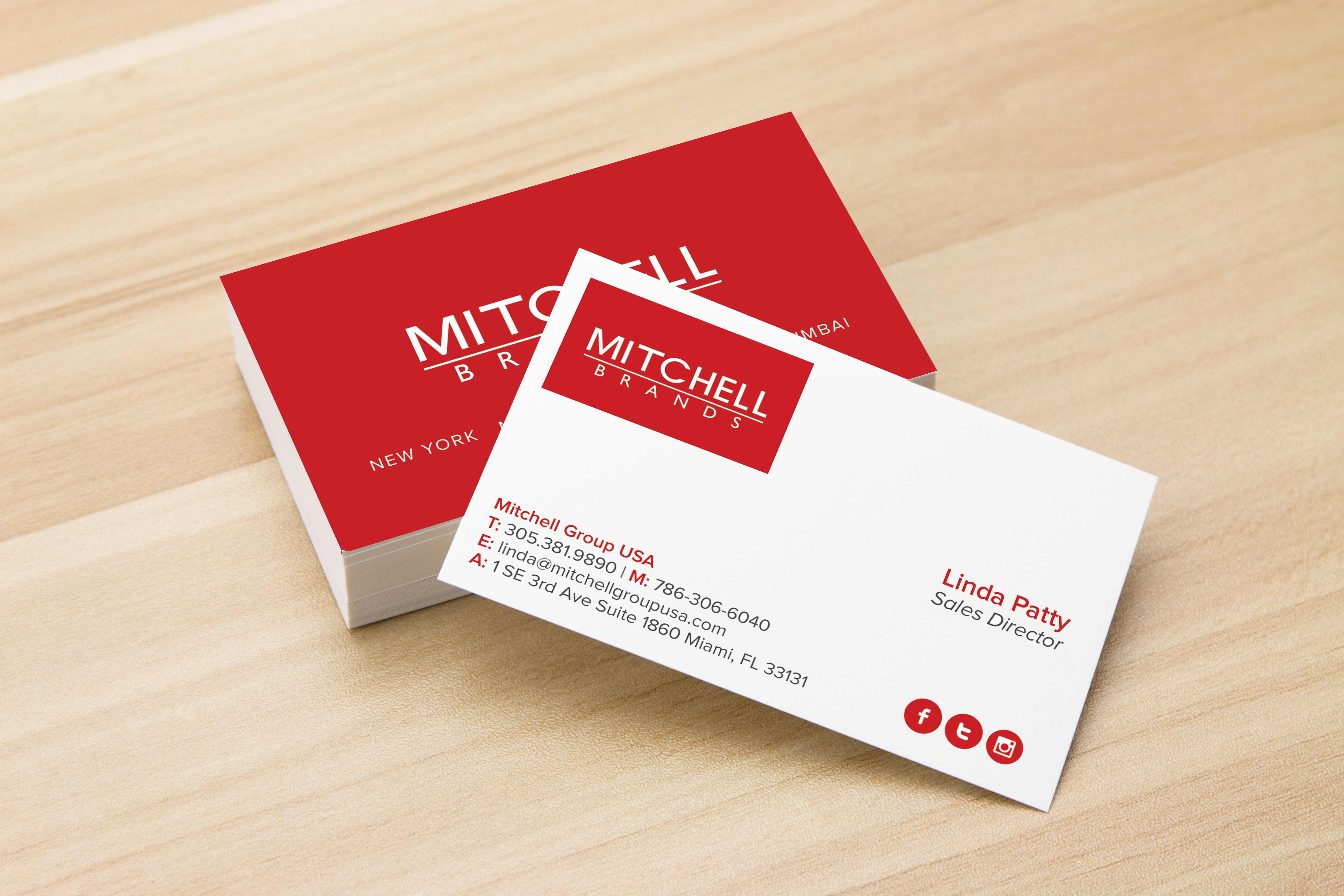 business card design stationery design branding corporate