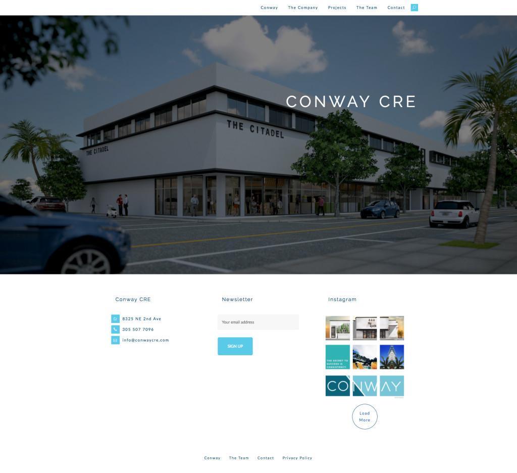 ConwayWeb